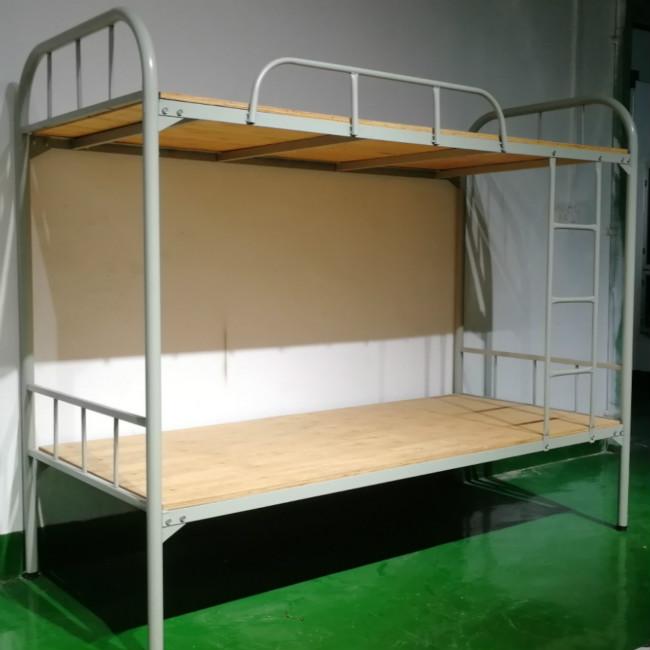 郴州鐵架床永固圓管彎管單人鐵床