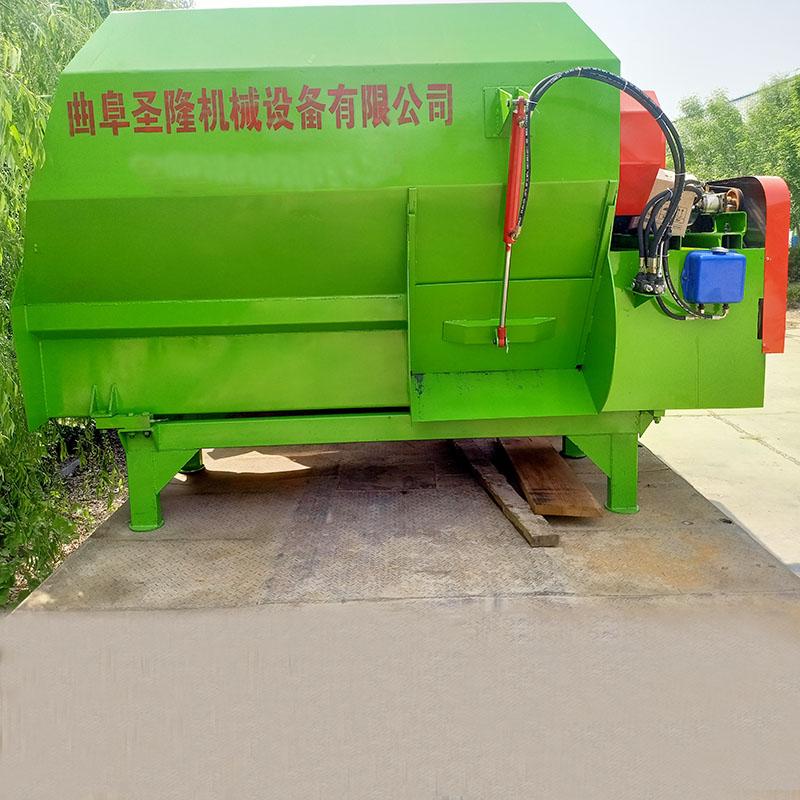 大型全自動tmr飼料攪拌機草飼料混合攪拌機