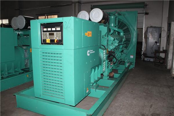 【合肥發電機租賃】發電機組發生故障都是什么原因造成的呢?
