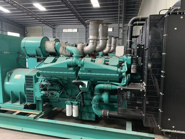 【十堰發電機出租】柴油發電機組啟動前對柴油機的檢查都有哪些呢