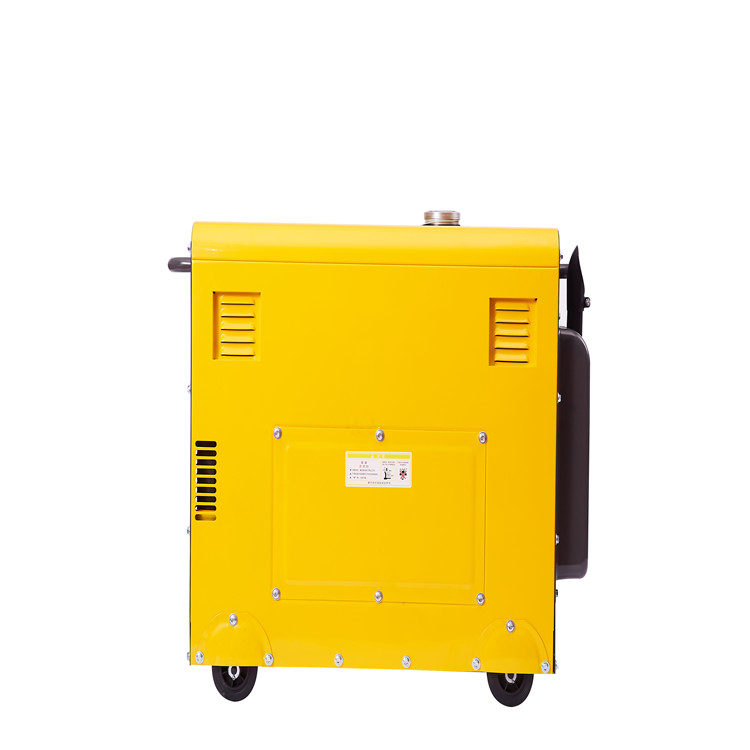 2千瓦柴油發電機小型