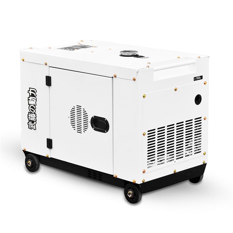 2千瓦柴油靜音發電機