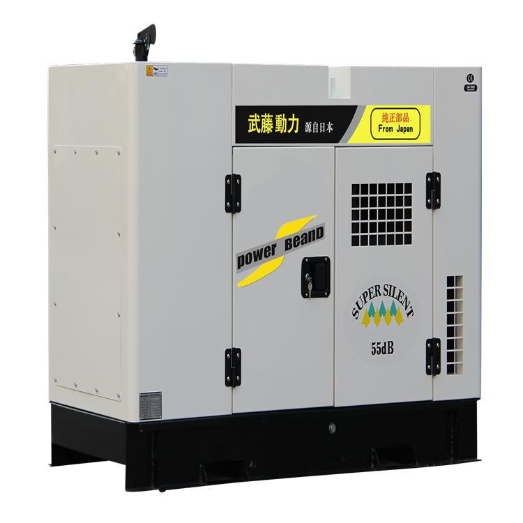 12千瓦全自動柴油發電機