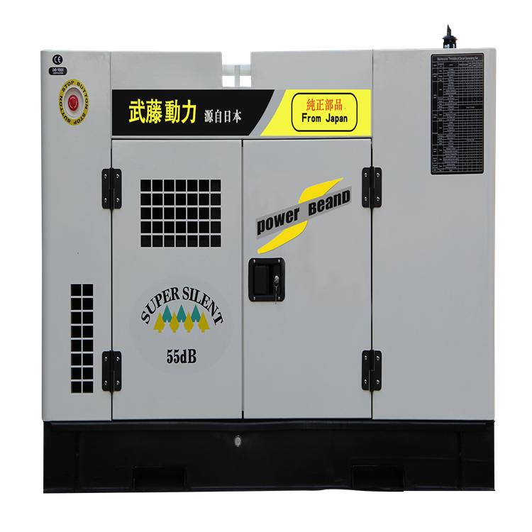 30kw柴油發電機發電