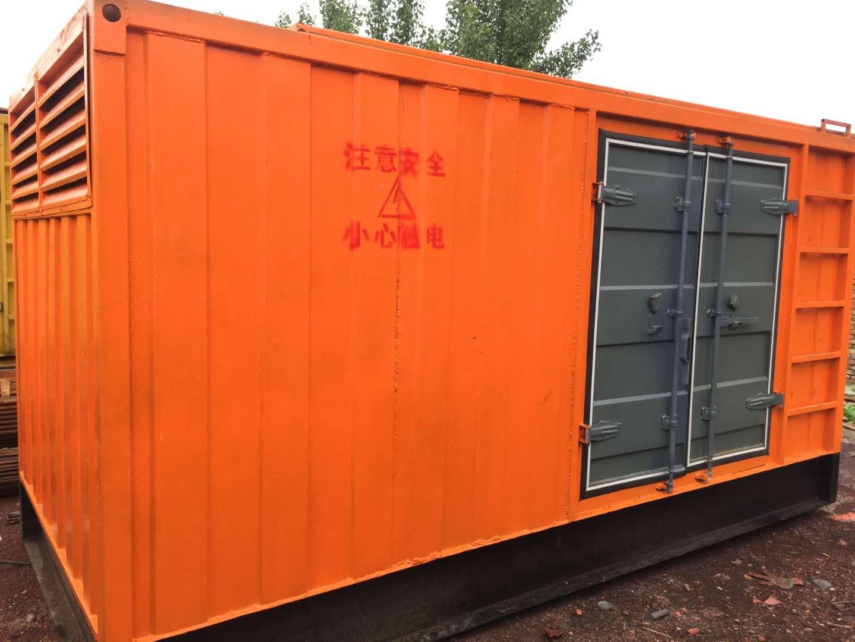 榆林發電機租賃