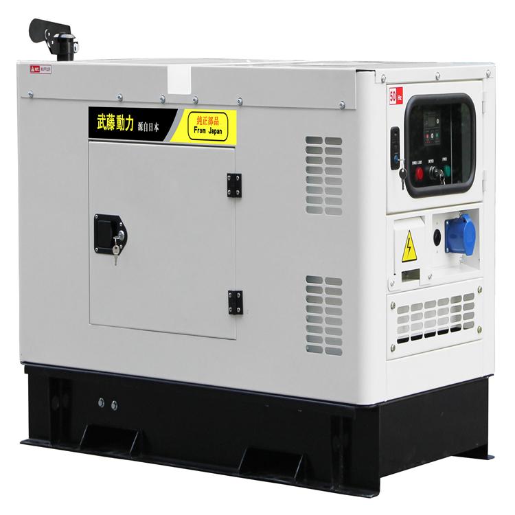 20kw自動化柴油發電機