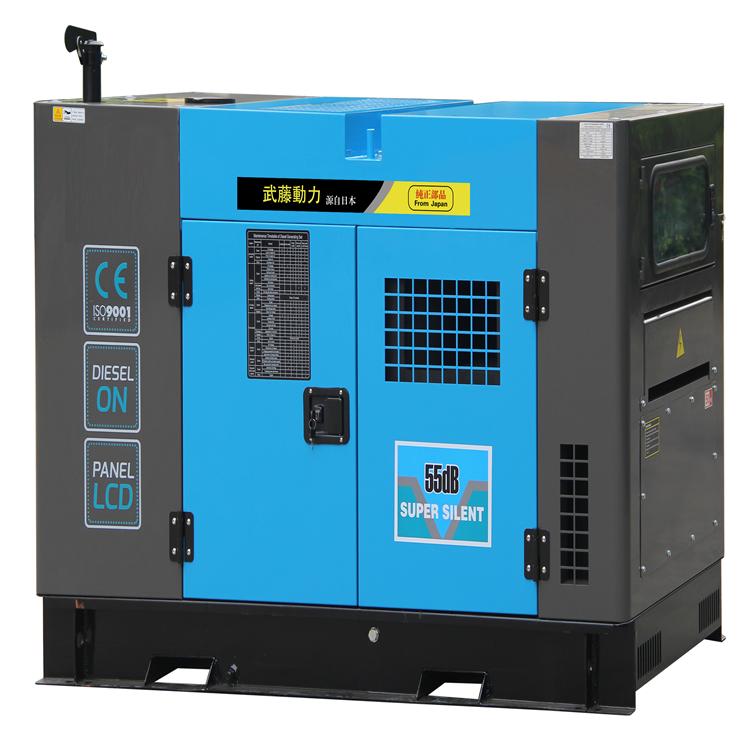 45千瓦玉柴柴油發電機
