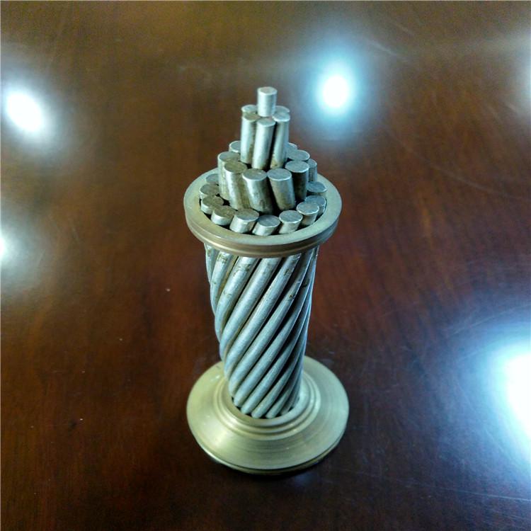 镇江铝包殷钢芯超耐热铝合金绞线 JNRLH1/LBY-135/30 倍容量导线