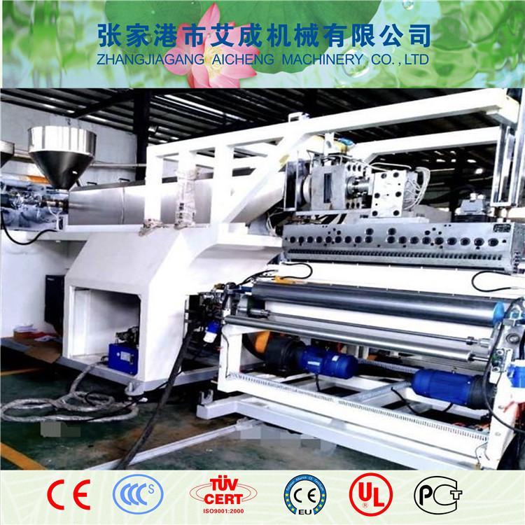 艾斯曼机械生产pet片材设备