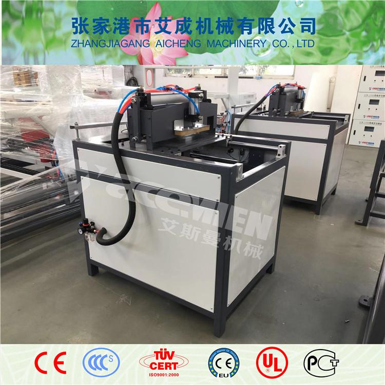 PVC木塑中空护墙板生产设备