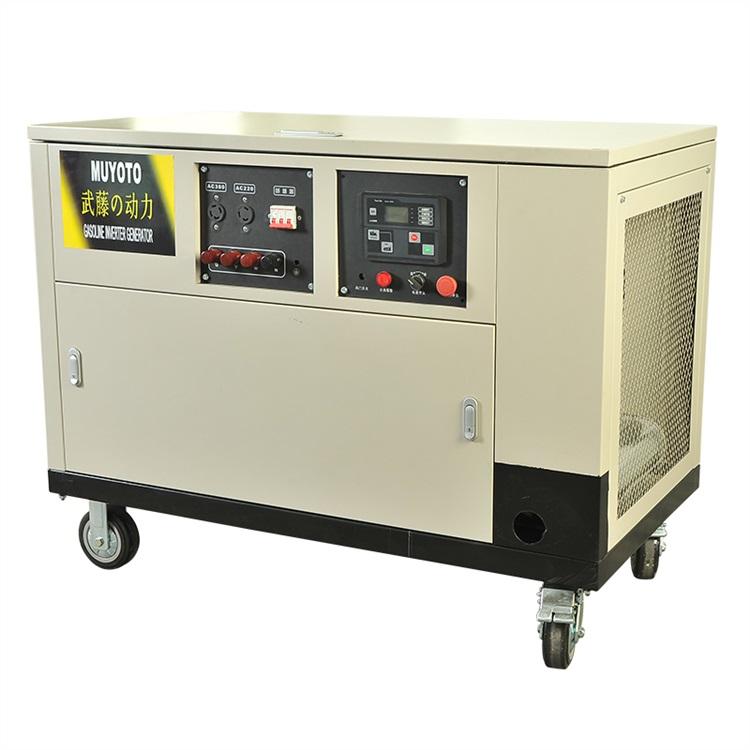 20kw汽油靜音發電機