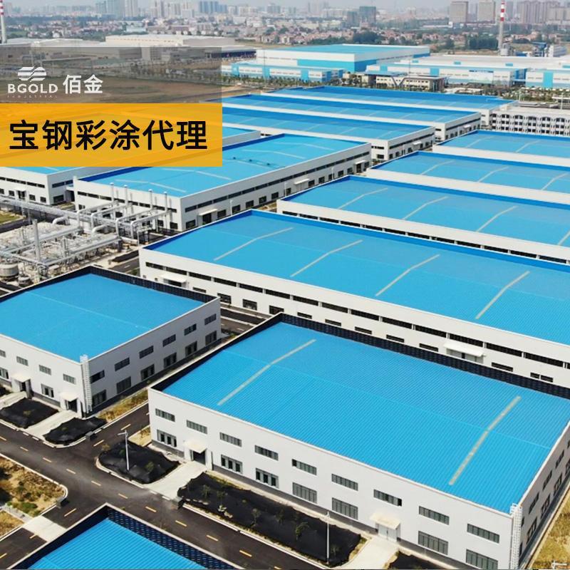 连云港宝钢锌铝镁彩钢板规格