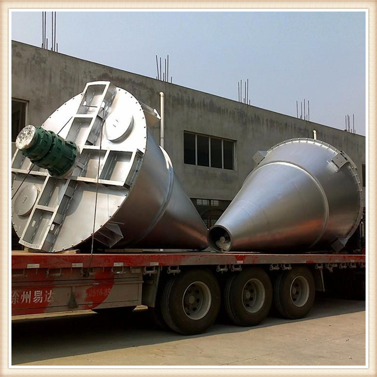 二手雙螺旋錐體攪拌機回收