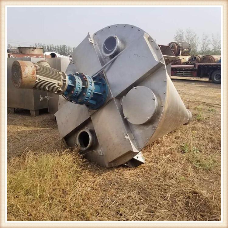 雙螺桿錐形混合機回收 供應商