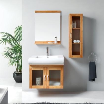 橡木浴室柜