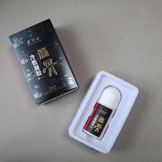 苏州筋骨冷敷凝胶艾灸液代加工厂家 源头厂家 质量保证