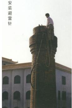 25米砖烟囱加高 萍乡砖烟囱加固
