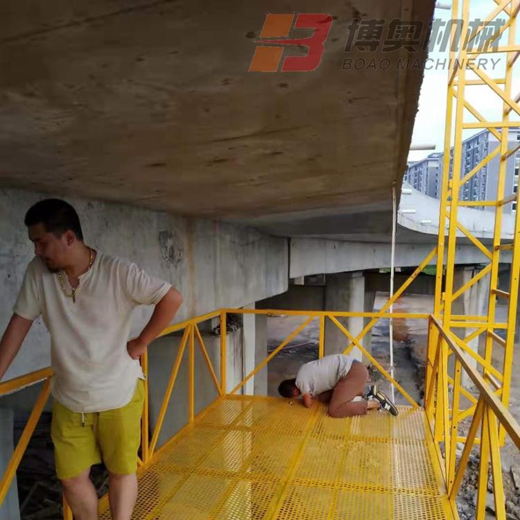 杭州桥梁施工吊篮的厂家