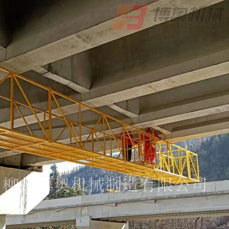 重庆桥梁施工吊篮预案