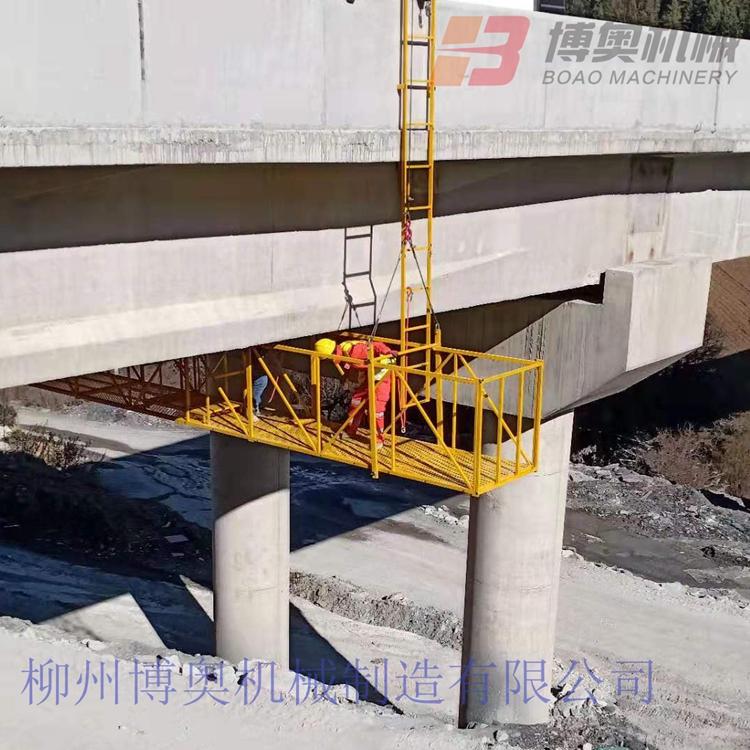 重庆桥梁施工吊篮轨道