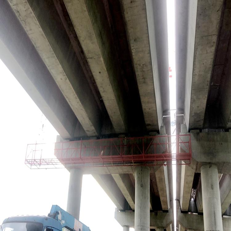 武汉桥梁施工吊篮轨道