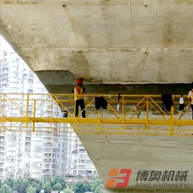 厦门桥梁施工吊篮施工图