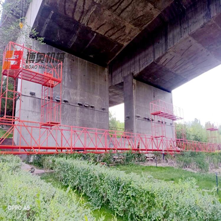 重庆方便的桥梁施工吊篮