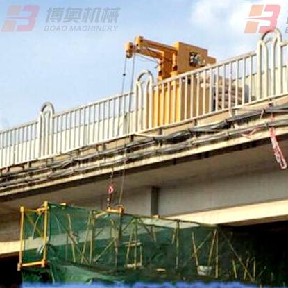 武汉桥梁施工吊篮规格