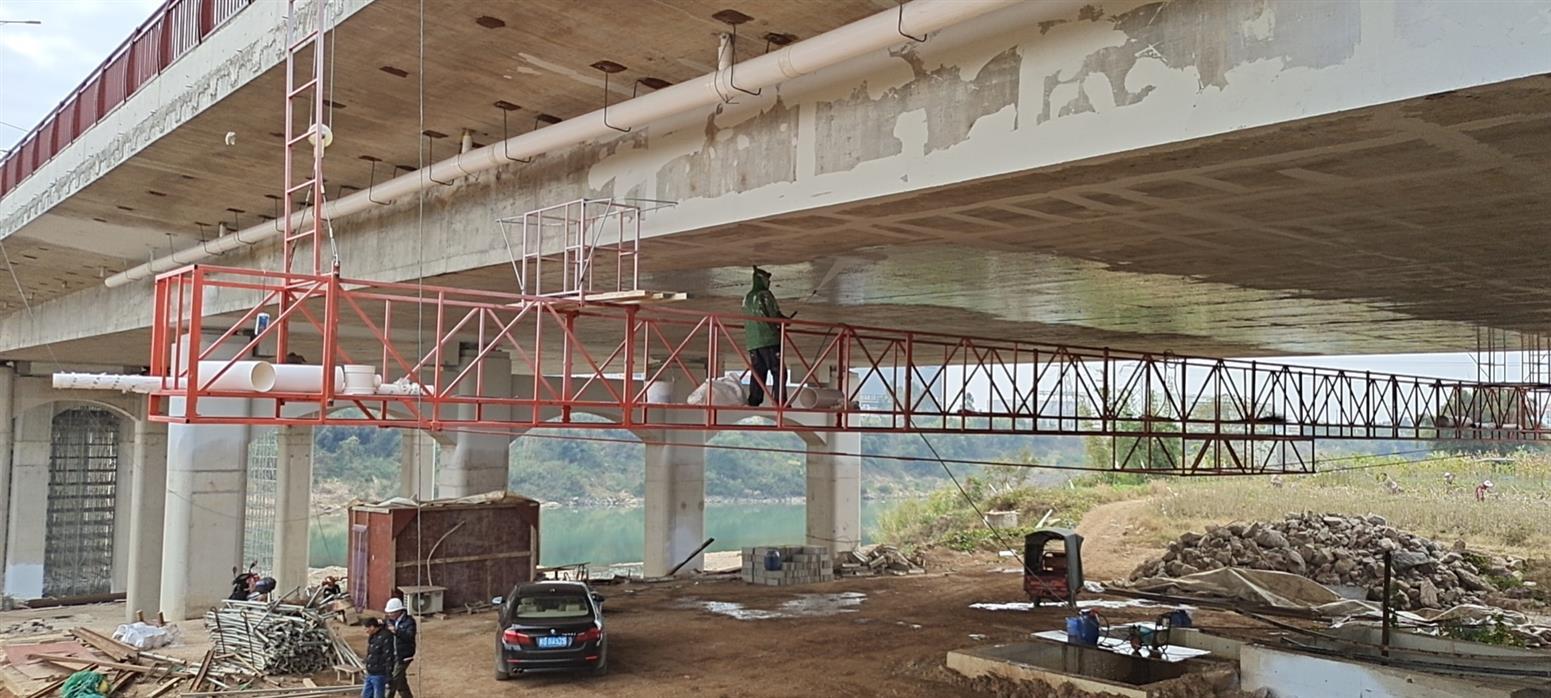 郑州桥梁施工吊篮检查表