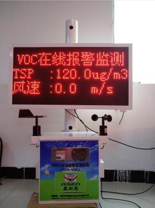 VOCs在线监测仪器