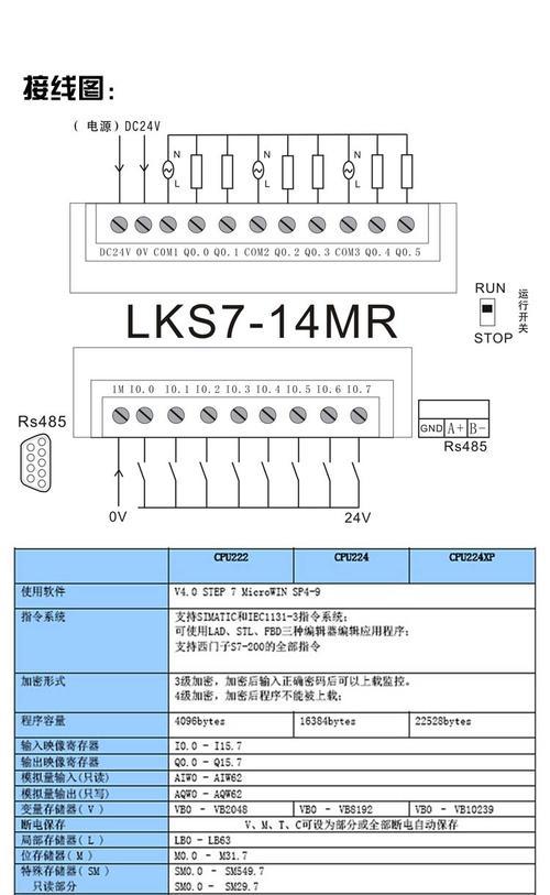西门子EM231AI输入模块