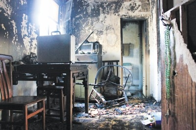 房屋火災后檢測鑒定及加固