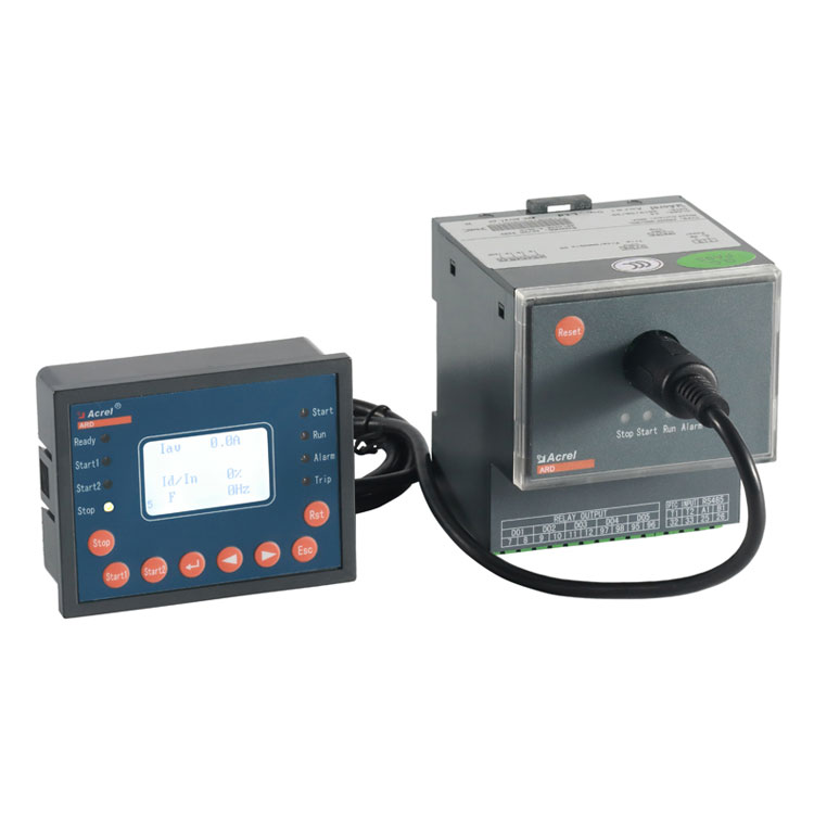 ALP300三相電動機保護 可信號報警