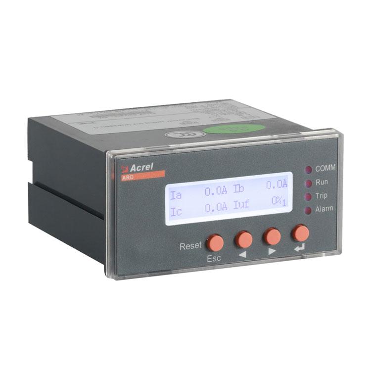 數碼管電動機綜合保護 選配開關量