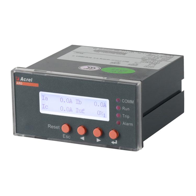 智能電機綜合保護器型號 3路溫度
