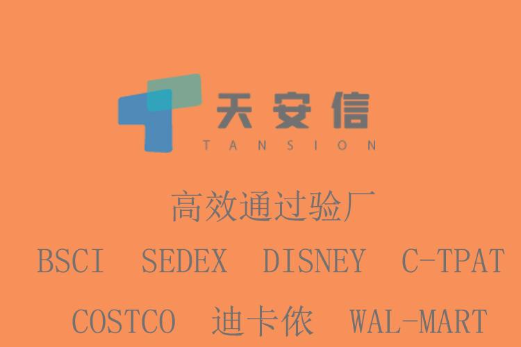 怀化SEDEX验厂等级划分