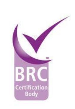 清远BRC认证版本
