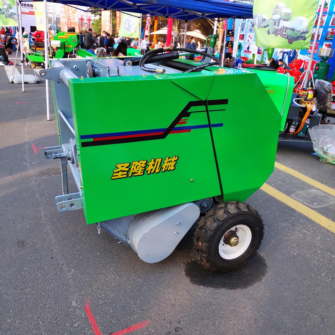 上海5552牧草打捆機圖片