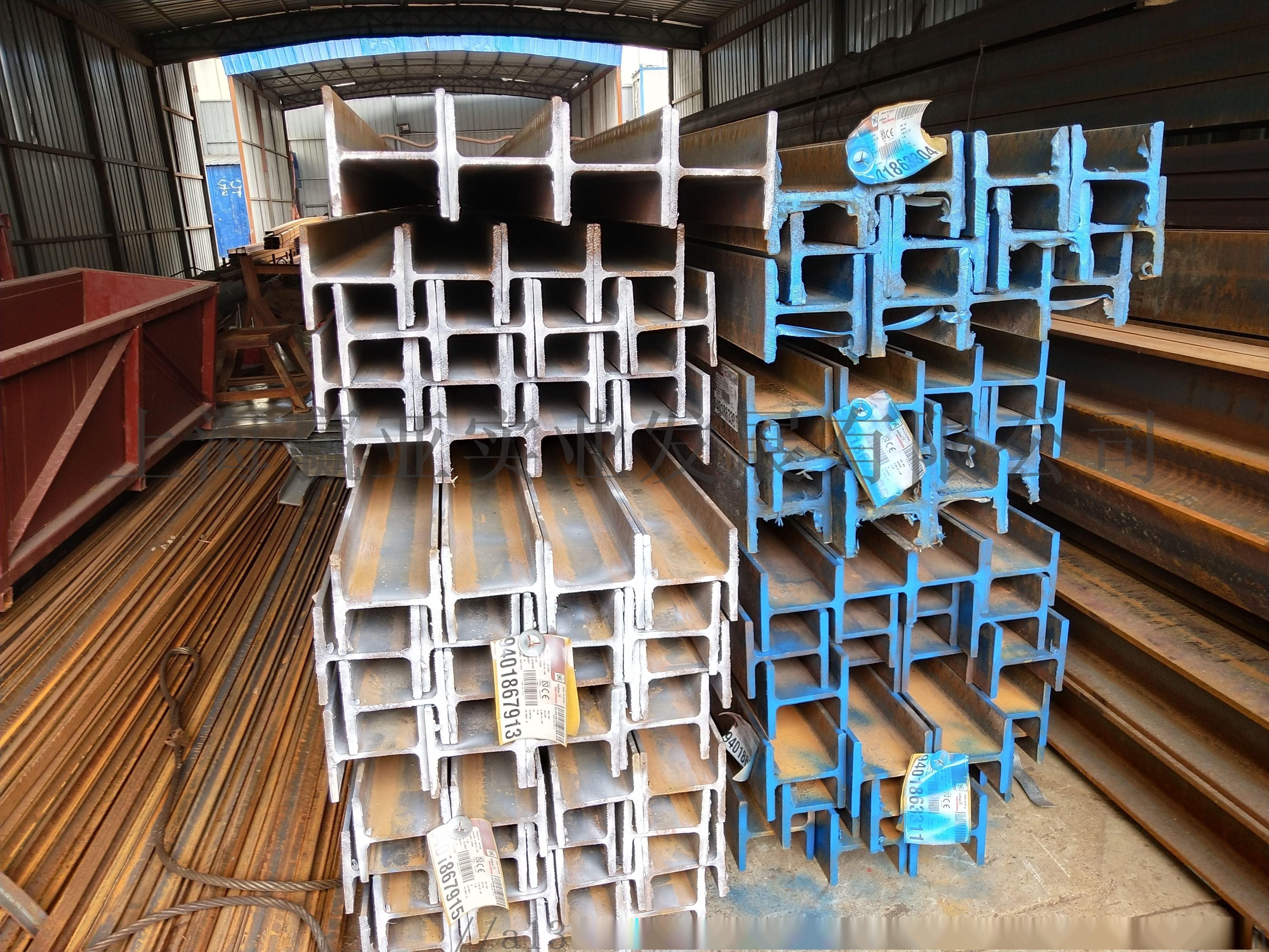 供應天津全市的武鋼產英標H型鋼現貨各種材質型號供應現貨公司