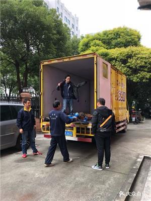上海至杭州市搬运公司