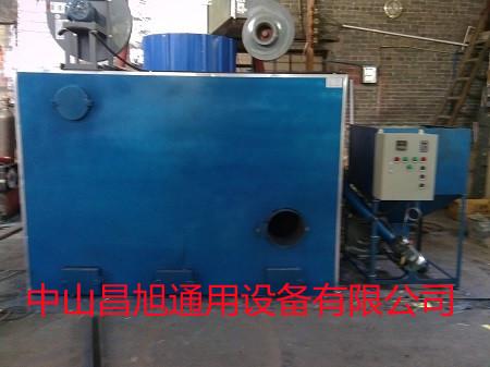 廣東燃油熱水鍋爐價格 熱水設備 可按需定制