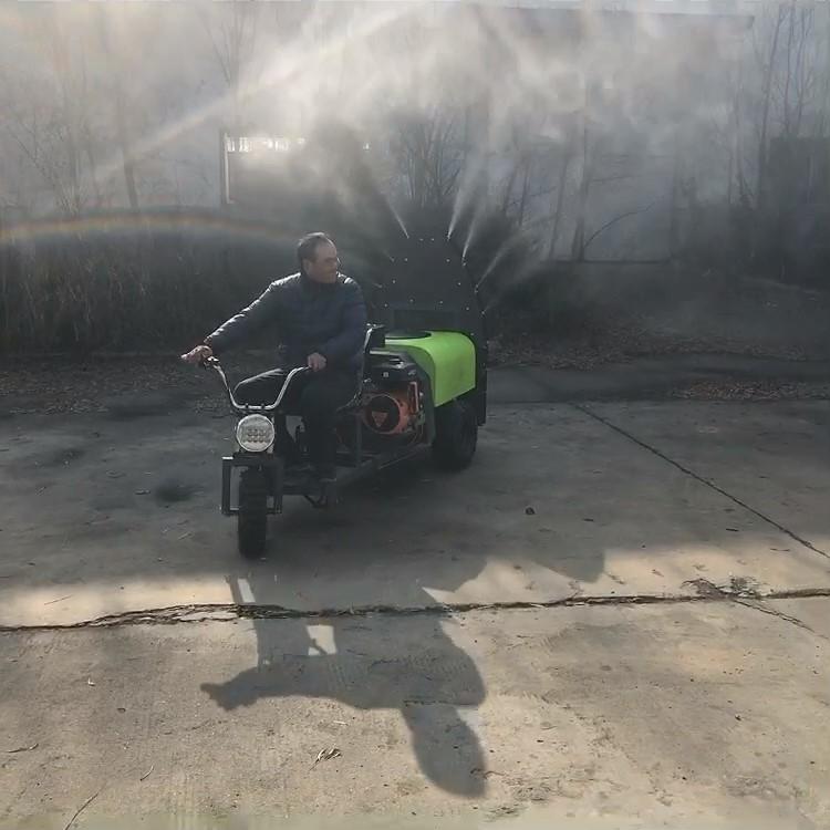 車載式果園風送噴霧打藥機 果園打藥機配件