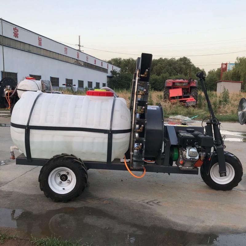 車載式打藥機 果園乘座風送高壓噴藥機