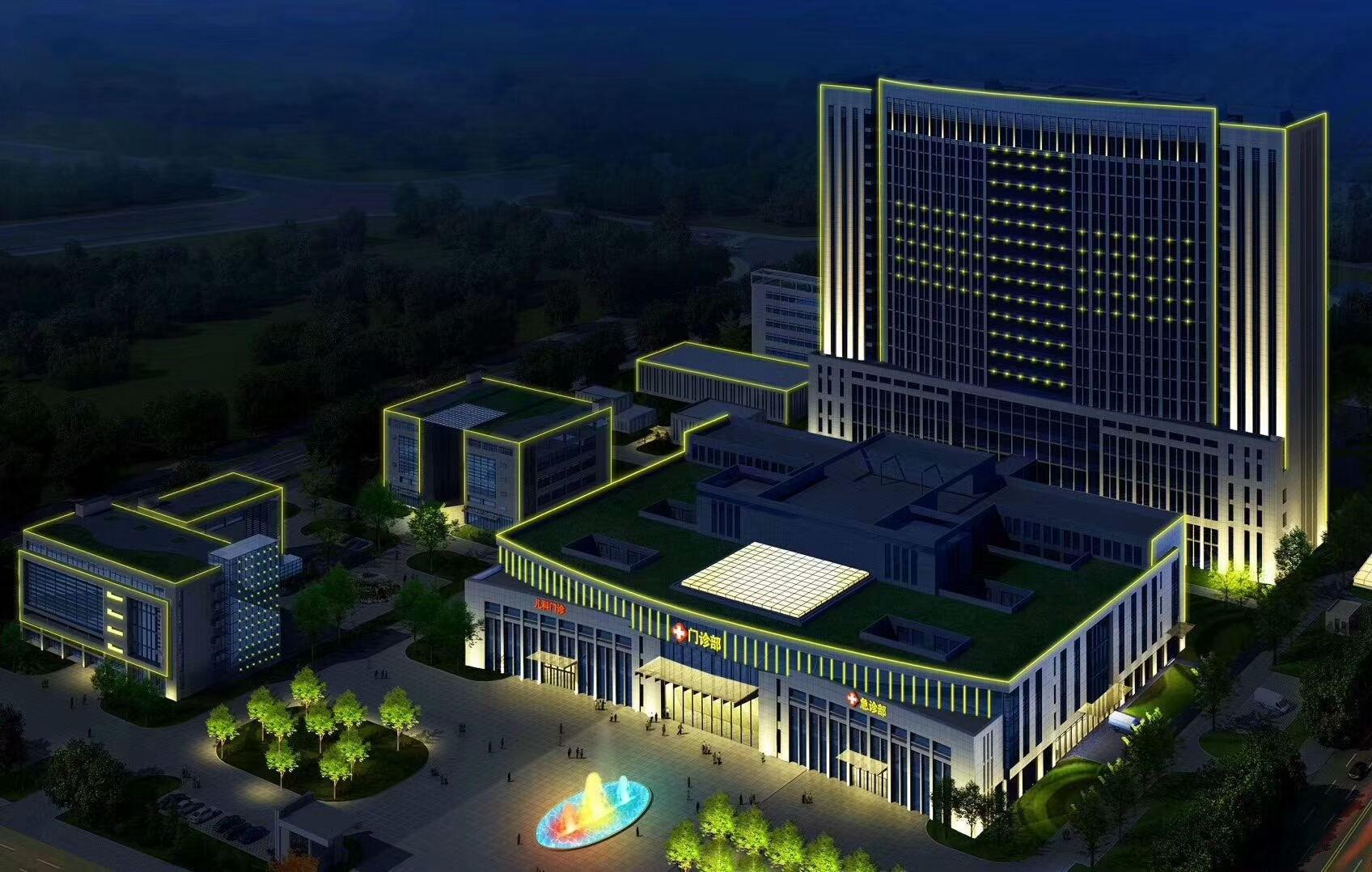 郑州照明亮化设计