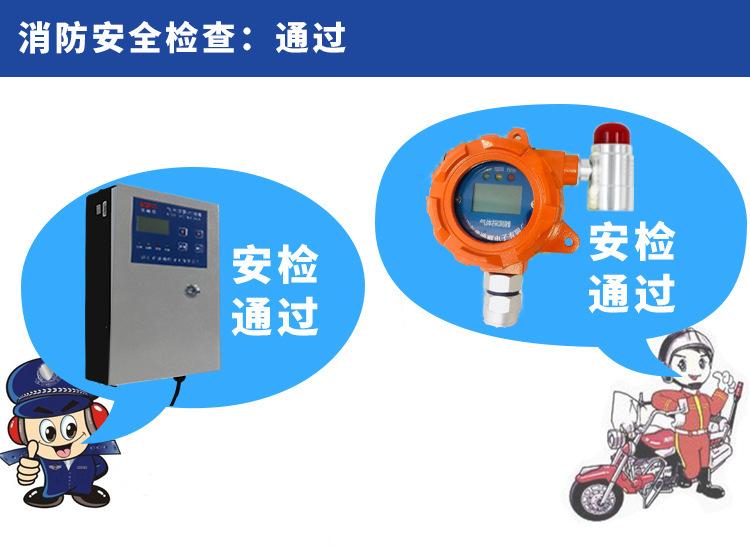 東莞工業可燃氣體探測器 高穩定性