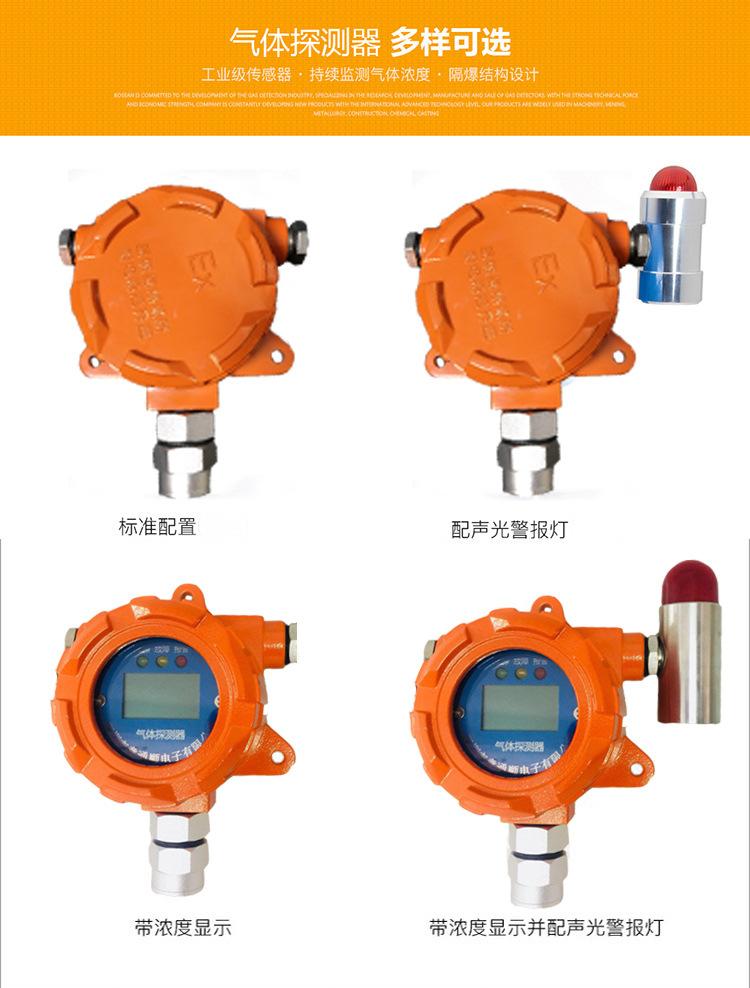 粉塵可燃氣體報警器