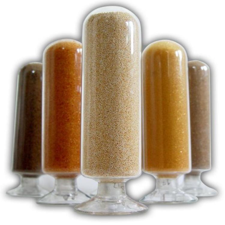 除溴树脂在纯净水控制溴酸盐中的应用