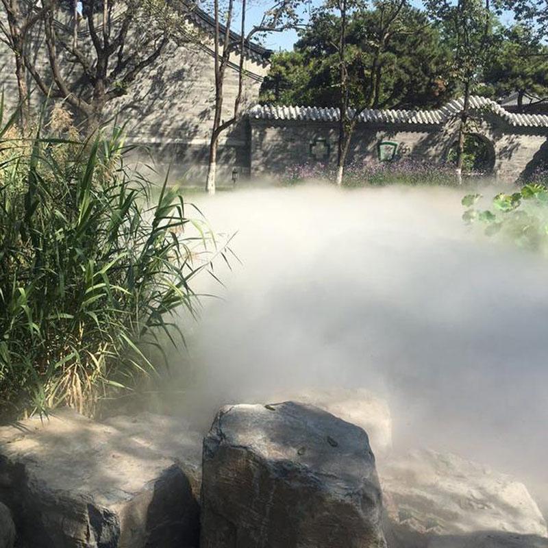 綠化帶人造霧設備 噴霧效果好