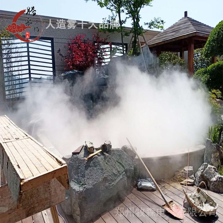 造霧系統價格 凈化空氣 增加負氧離子