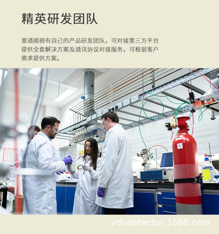 可燃可燃氣體檢測探測器